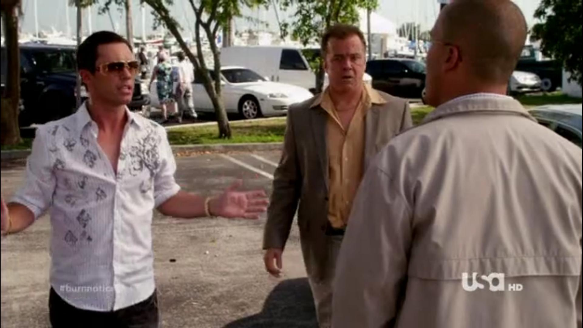 Burn notice season 5 episode 3 cucirca / Untouchable japanese drama wiki